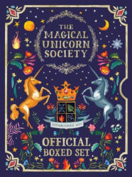 The Magical Unicorn Society Official Boxed Set: The Official Handbook and a Brief History of Unicorns (ISBN: 9781250756480)