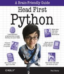 Head First Python (ISBN: 9781449382674)