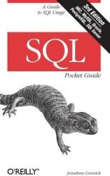 SQL Pocket Guide (ISBN: 9781449394097)