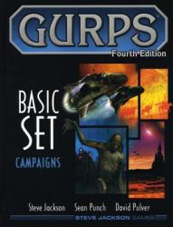 Gurps Basic Set: Campaigns (2009)
