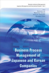 Business Process Management of Japanese and Korean Companies (ISBN: 9789812838605)