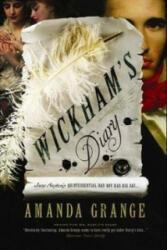Wickham's Diary - Amanda Grange (ISBN: 9781402251863)