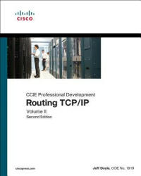 Routing TCP/IP, Volume II: CCIE Professional Development (2005)