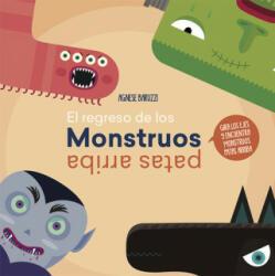 EL REGRESO DE LOS MONSTRUOS PATAS ARRIBA - AGNESE BARUZZI (2018)
