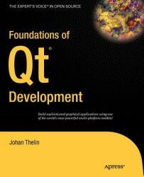 Foundations of Qt Development (2008)
