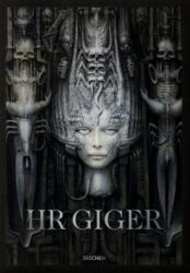 HR Giger - Hans Werner Holzwarth, Andreas J. Hirsch (2015)