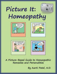 Picture It: Homeopathy: A Picture-Based Guide to Homeopathic Remedies and Personalities - Aarti Patel N D (ISBN: 9781477601891)