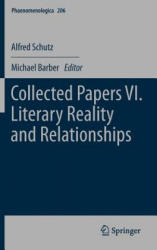 Collected Papers VI. Literary Reality and Relationships (ISBN: 9789400715172)