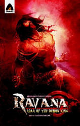 Ravana: Roar Of The Demon King - Abhimanyu Singh Sisodia (ISBN: 9789380741178)
