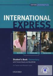 International Express Student's book Elementary - Liz Taylor, Alastair Lane (2007)