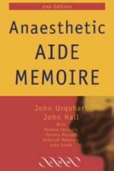 Anaesthetic Aide Memoire (2004)