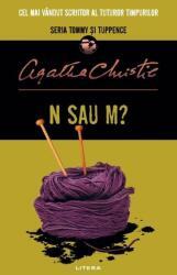 N sau M (ISBN: 9786063374043)