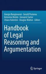 Handbook of Legal Reasoning and Argumentation (ISBN: 9789048194513)