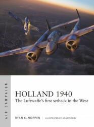 Holland 1940 - Adam Tooby (ISBN: 9781472846686)