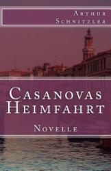 Casanovas Heimfahrt - Arthur Schnitzler (2016)