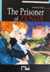 Black Cat PRISONER OF ZENDA + CD ( Reading a Training Level 3) - Anthony Hope, Retold by James Butler, Activities by Kenneth Brodey (ISBN: 9788877549112)