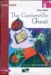 Black Cat CANTERVILLE GHOST + CD ( Early Readers Level 4) - Oscar Wilde (ISBN: 9788877545206)