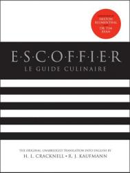 Escoffier: Le Guide Culinaire (ISBN: 9780470900277)