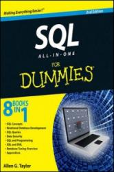 SQL All-in-One For Dummies - Allen G Taylor (ISBN: 9780470929964)