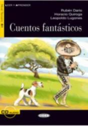 BLACK CAT LEER Y APRENDER 3 - CUENTOS FANTASTICOS + CD - Rubén Darío, Leopoldo Lugones, Horacio Quiroga, Adaptación de F. Bocchio Ramazio (ISBN: 9788853011275)