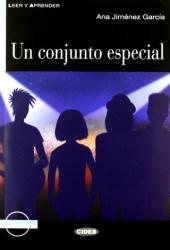 BLACK CAT LEER Y APRENDER 2 - UN CONJUNTO ESPECIAL + CD - Ana Jiménez García, Adapted by C. Valero Planas (ISBN: 9788853010339)