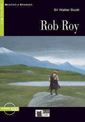 Black Cat Rob Roy + CD ( Reading a Training Level 2) - Sir Walter Scott, Adapted by Kenneth Brodey (ISBN: 9788853010179)