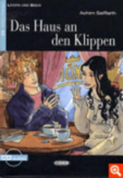 BLACK CAT - HAUS AN DEN KLIPPEN + CD (A2) - Cinzia Medaglia, Achim Seiffarth (ISBN: 9788853008978)