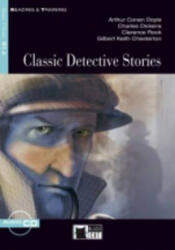 Reading + Training - Classic Detective Stories + Audio CD (ISBN: 9788853007957)