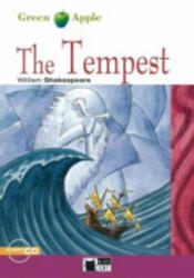 Black Cat DRAMA TEMPEST + CD (Green Apple) - William Shakespeare, Retold by Victoria Heward (ISBN: 9788853004499)