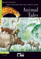 Black Cat ANIMAL TALES + CD ( Reading a Training Level 2) - R. Kipling, E. Parker Butler et al. , Retold by James Butler, Activities by Claudia Fiocco (ISBN: 9788853000156)