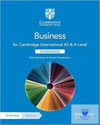 Cambridge International AS & A Level Business Coursebook with Digital Access (2021)