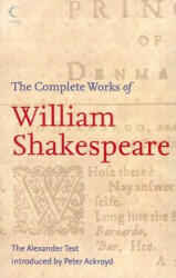 Collins Complete Works Of Shakespeare - William Shakespeare (2004)