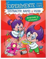 Experimente pentru copii - rosu (ISBN: 9786065356146)