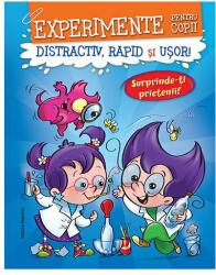 Experimente pentru copii - albastru (ISBN: 9786065356139)