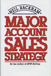 Major Account Sales Strategy (2005)