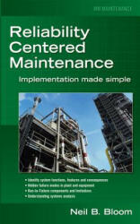 Reliability Centered Maintenance (2001)