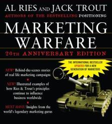 Marketing Warfare: 20th Anniversary Edition - Al Ries (2012)
