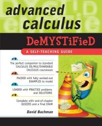 Advanced Calculus Demystified (2007)