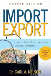 Import/export - How to Take Your Business Across Borders (2002)