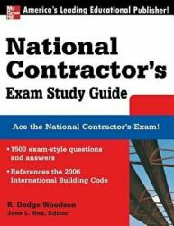 National Contractor's Exam Study Guide (2006)