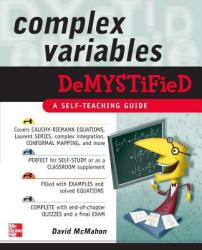 Complex Variables Demystified (2008)