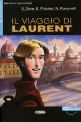 Il viaggio di Laurent - S. Deon, S. Pistolesi, N. Romanelli, Alfredo Belli (ISBN: 9783125650114)