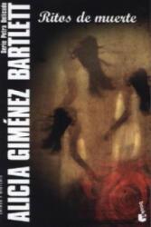 Ritos de muerte. Gefährliche Riten, spanische Ausgabe - Alicia Giménez-Bartlett (ISBN: 9788423346127)