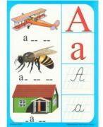 Alfabetul in imagini. Planse cu literele si grupurile de litere (ISBN: 9789737533029)
