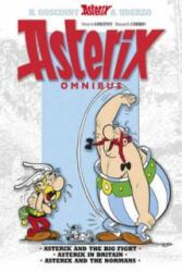 Asterix: Asterix Omnibus 3 - Rene Uderzo, Albert Goscinny (2011)
