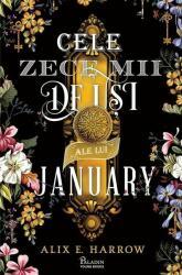 Cele zece mii de usi ale lui January (ISBN: 9786069000717)