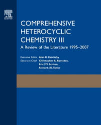 Comprehensive Heterocyclic Chemistry III - Katritzky (ISBN: 9780080449913)