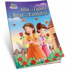 Alba ca Zapada si Rosie ca Trandafirul (ISBN: 6421952011014)