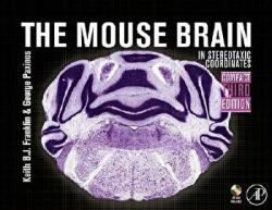 Mouse Brain in Stereotaxic Coordinates, Compact - The Coronal Plates and Diagrams (ISBN: 9780123742445)