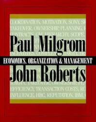 Economics, Organization and Management (2002)